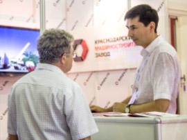выставка Нефтегаз 2014