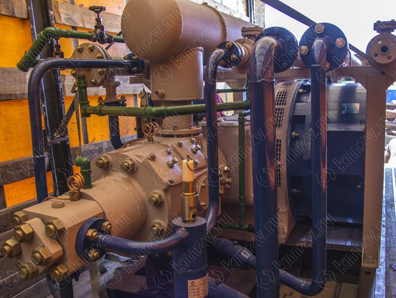 компрессорная установка КМЗВ-2ВМ4-8-401